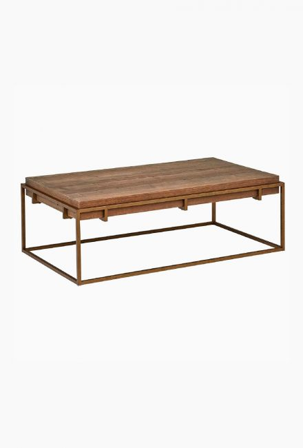 Sparrow Industrial Coffee Table